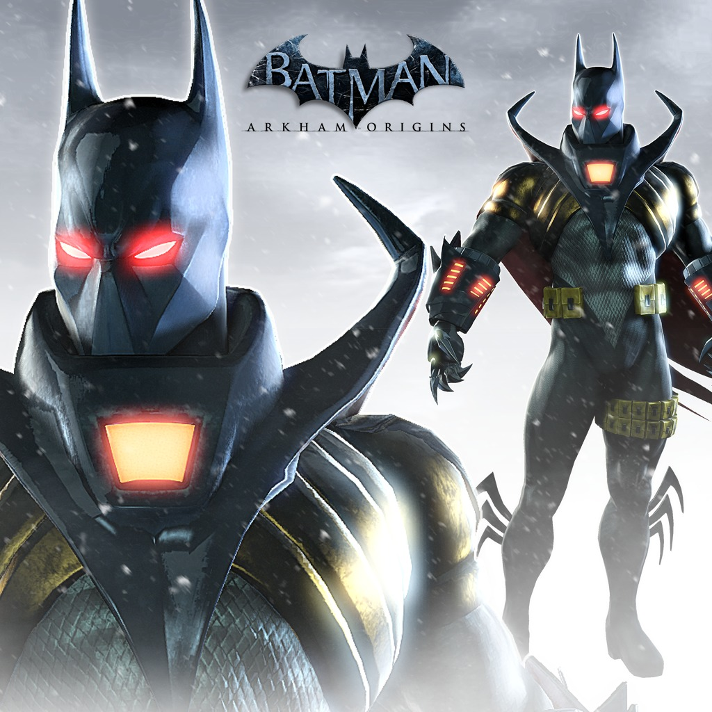 Arkham Origins: Knightfall Pack