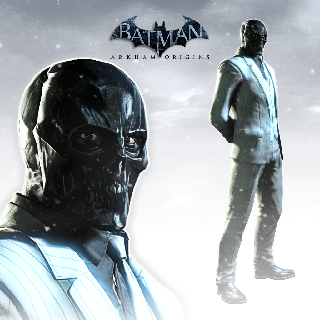 Arkham Origins: Black Mask Challenge Pack