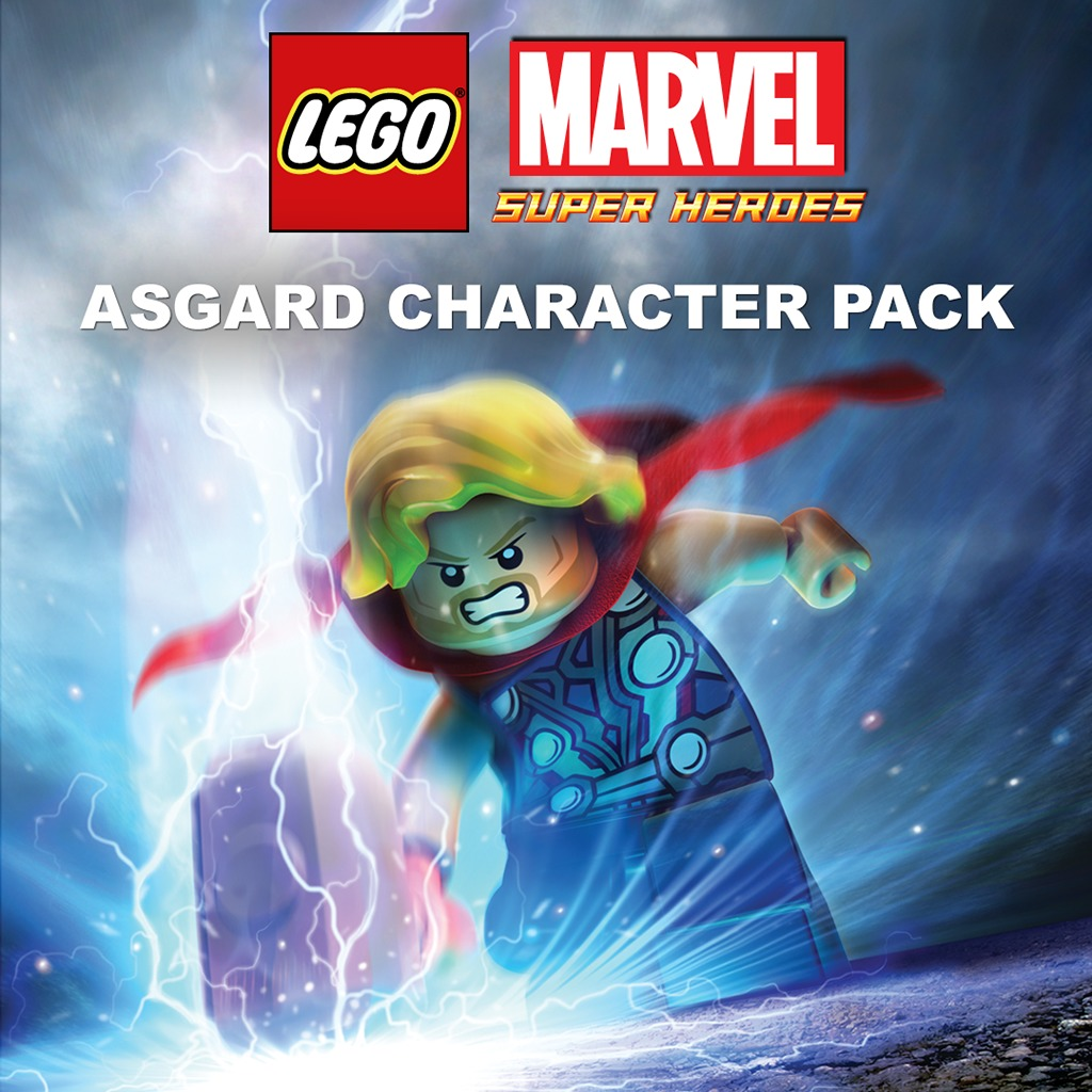 LEGO® Marvel™ Super Heroes Asgard Pack