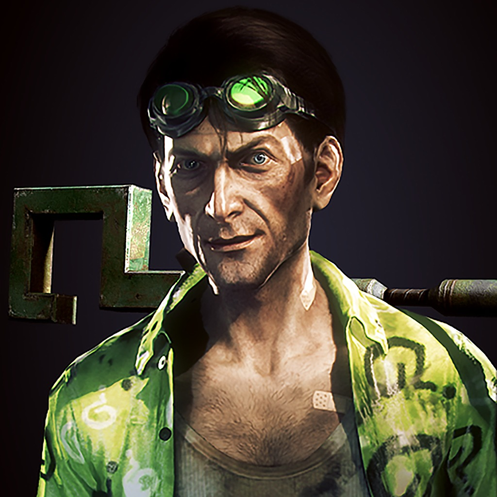 Batman™: Arkham Knight Riddler Avatar on PS4 | Official PlayStation ...: https://store.playstation.com/#!/en-us/games/avatars/batman-arkham...