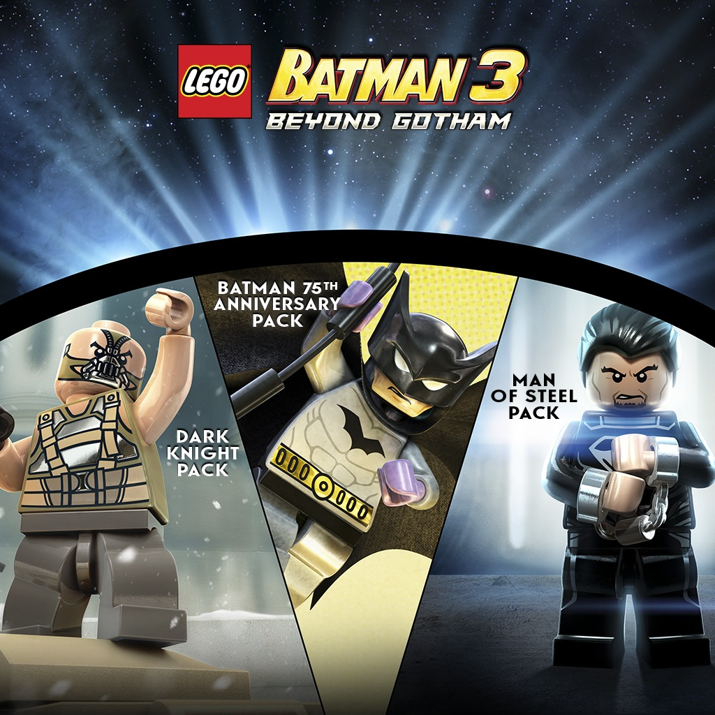 LEGO® Batman™ 3: Beyond Gotham Season Pass