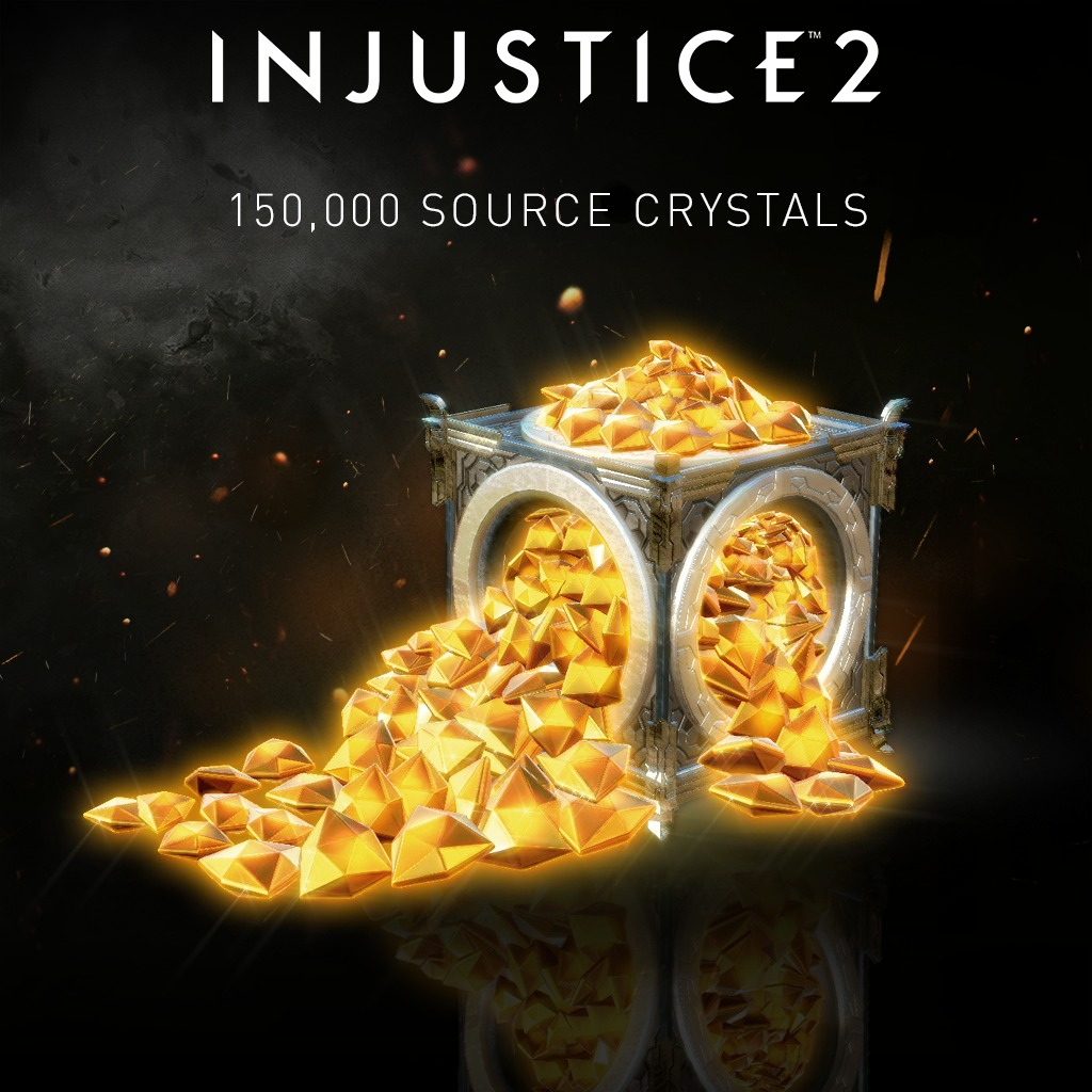 150,000 Source Crystals