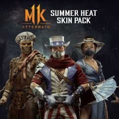 Summer Heat Skin Pack On Ps4 Official Playstation Store Us