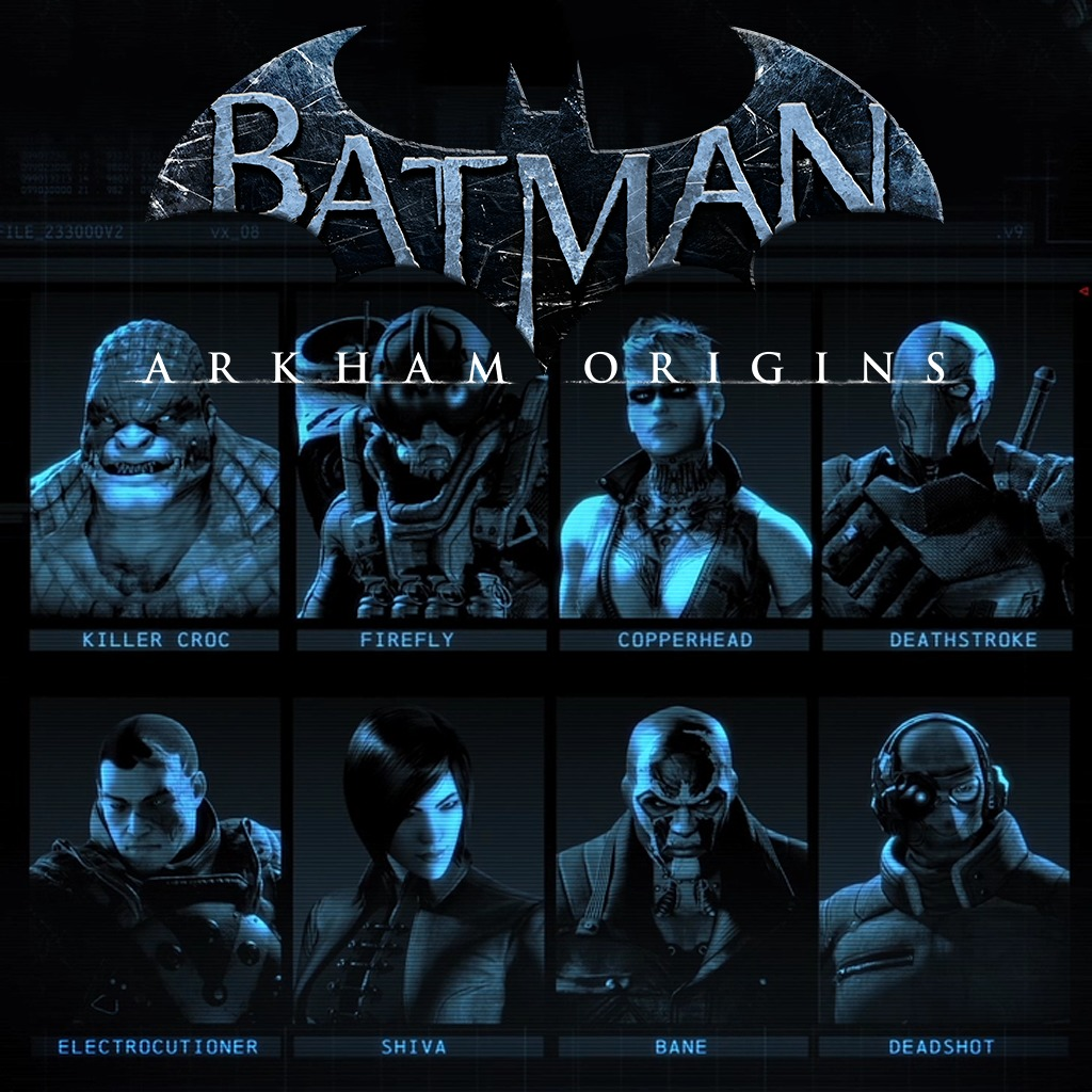 Batman™: Arkham Origins Assassins Theme