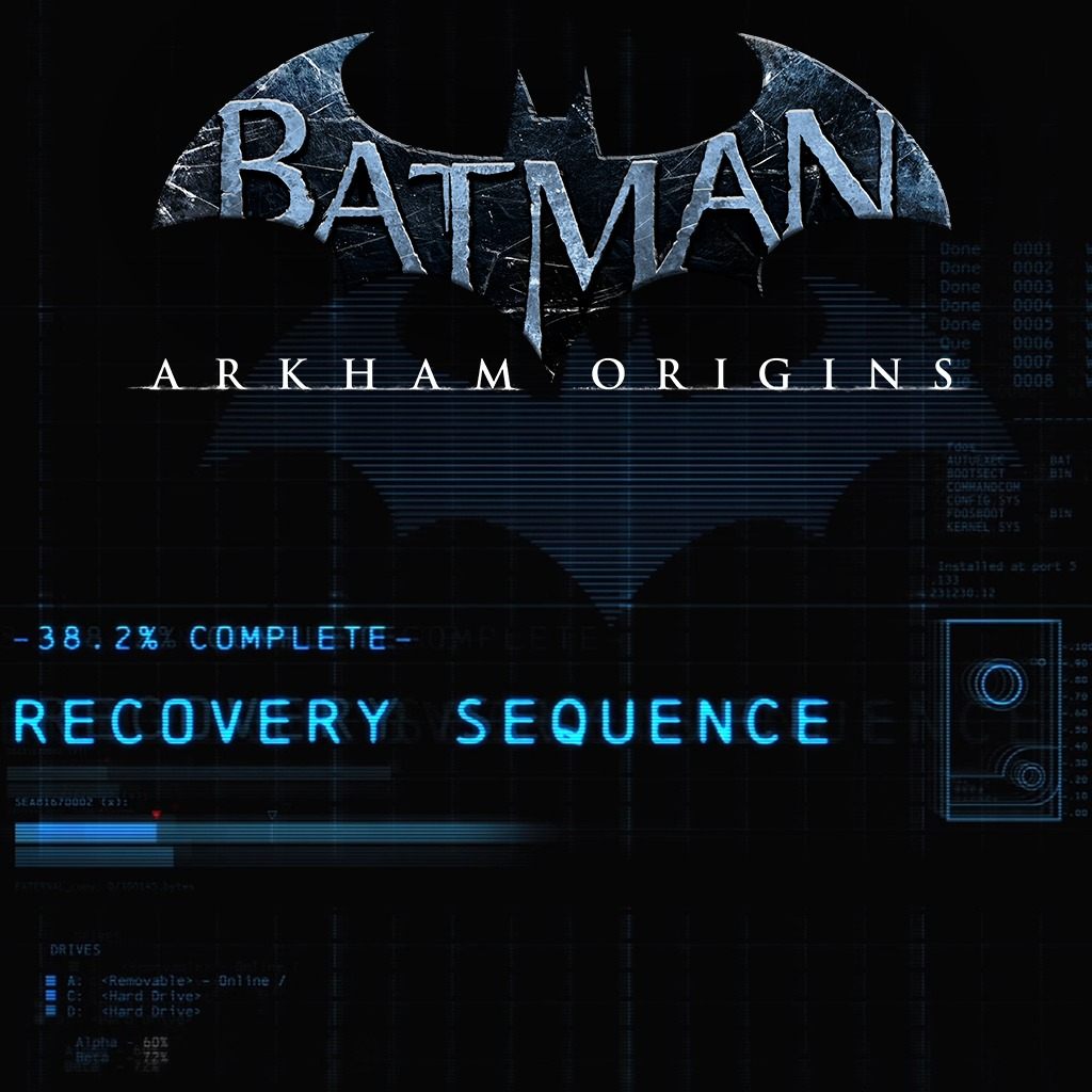Batman™: Arkham Origins WayneTech Theme