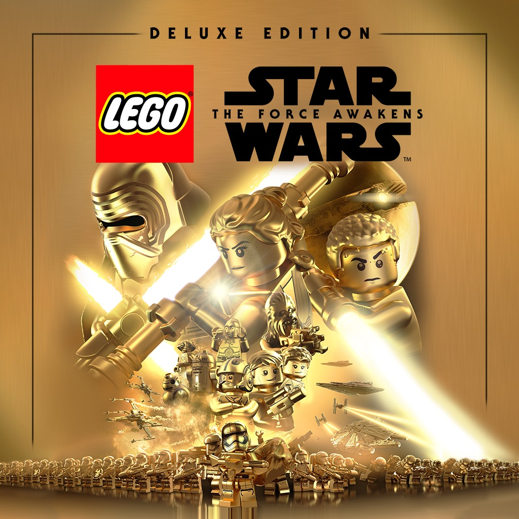 LEGO® Star Wars™: The Force Awakens Deluxe Edition