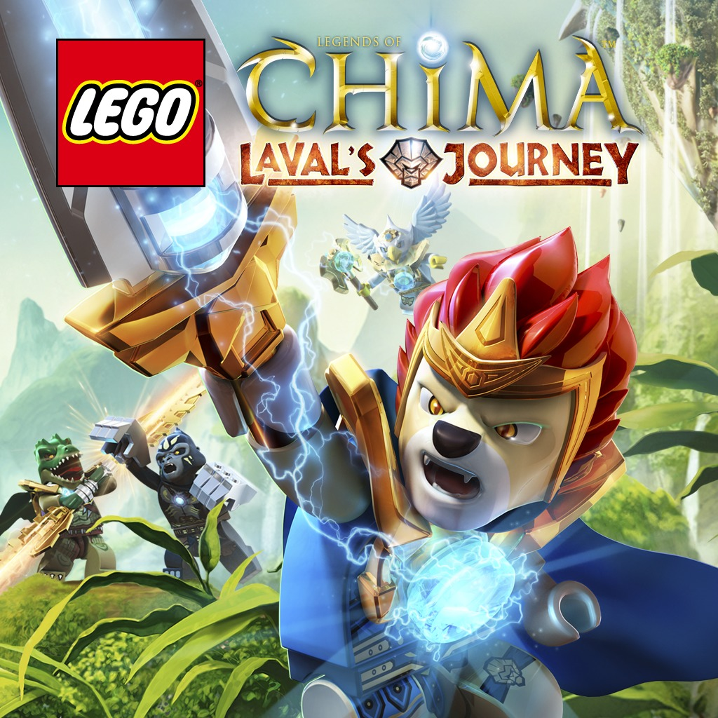 LEGO® Legends of Chima Laval's Journey