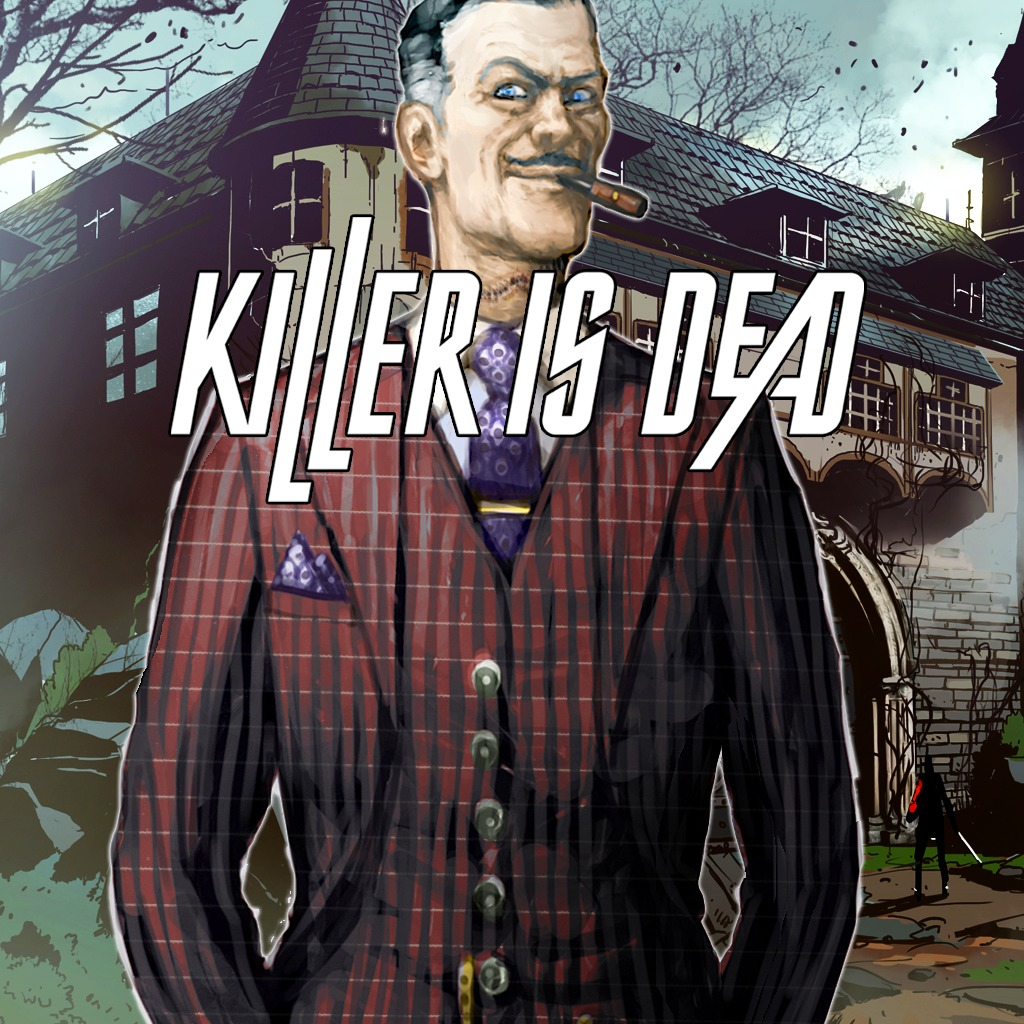 KILLER IS DEAD - Smooth Operator Pack
