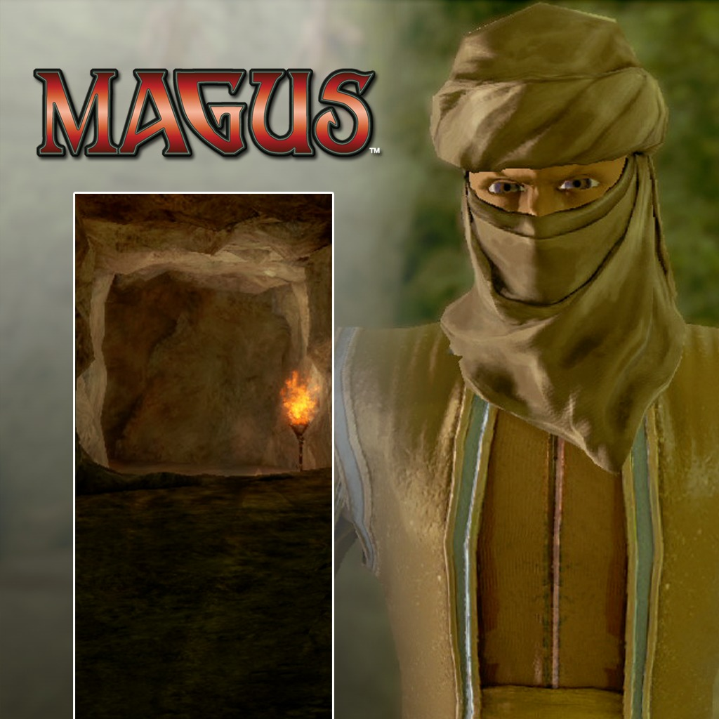 Magus - Rebel Enclave