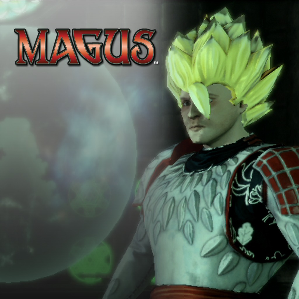 Magus - Crown of Dragon Teeth