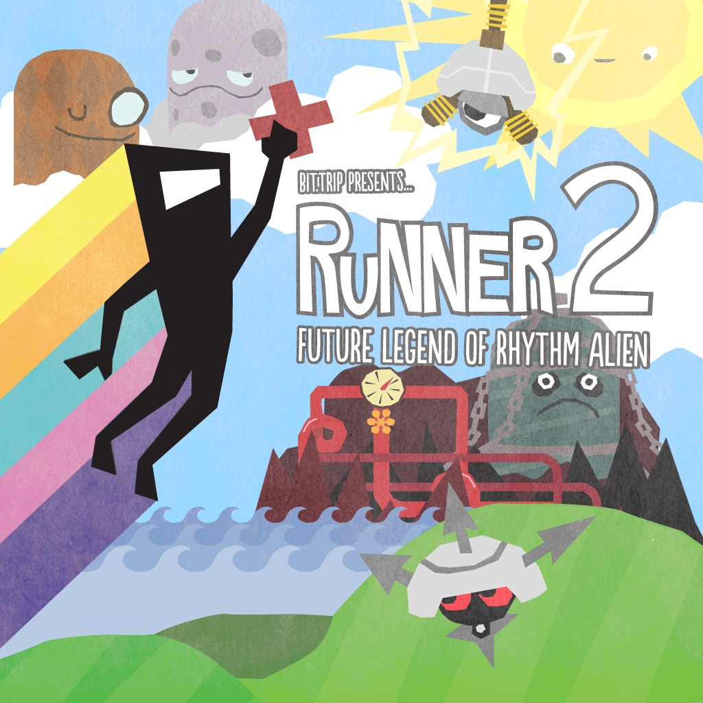 BIT.TRIP Presents: Runner2: Future Legend of Rhythm Alien Demo