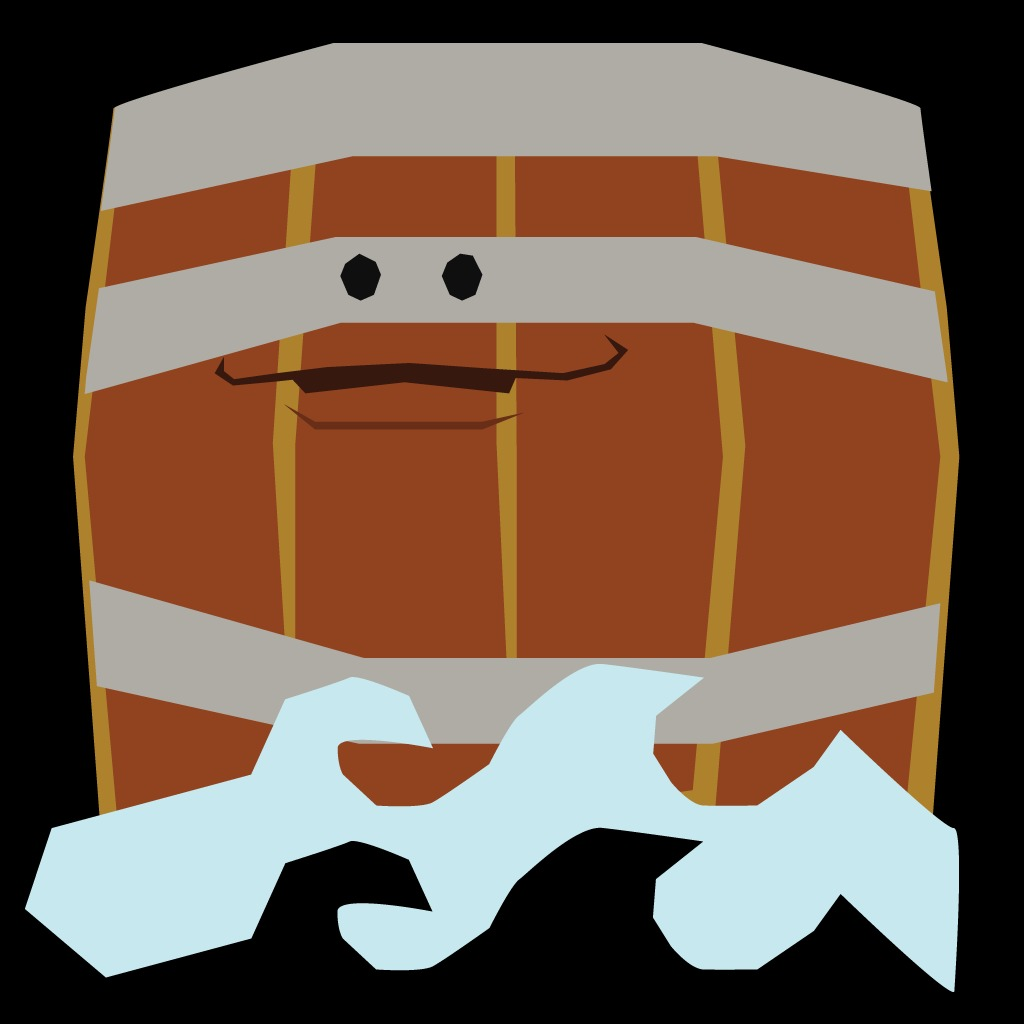 Runner2: Brine Barrel Avatar