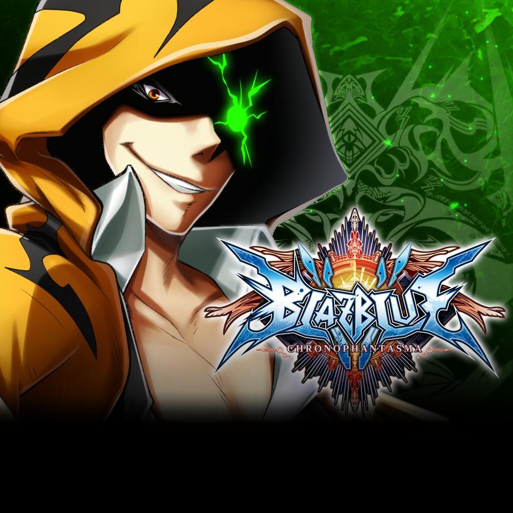 BlazBlue: Chrono Phantasma - Additional Character - Terumi