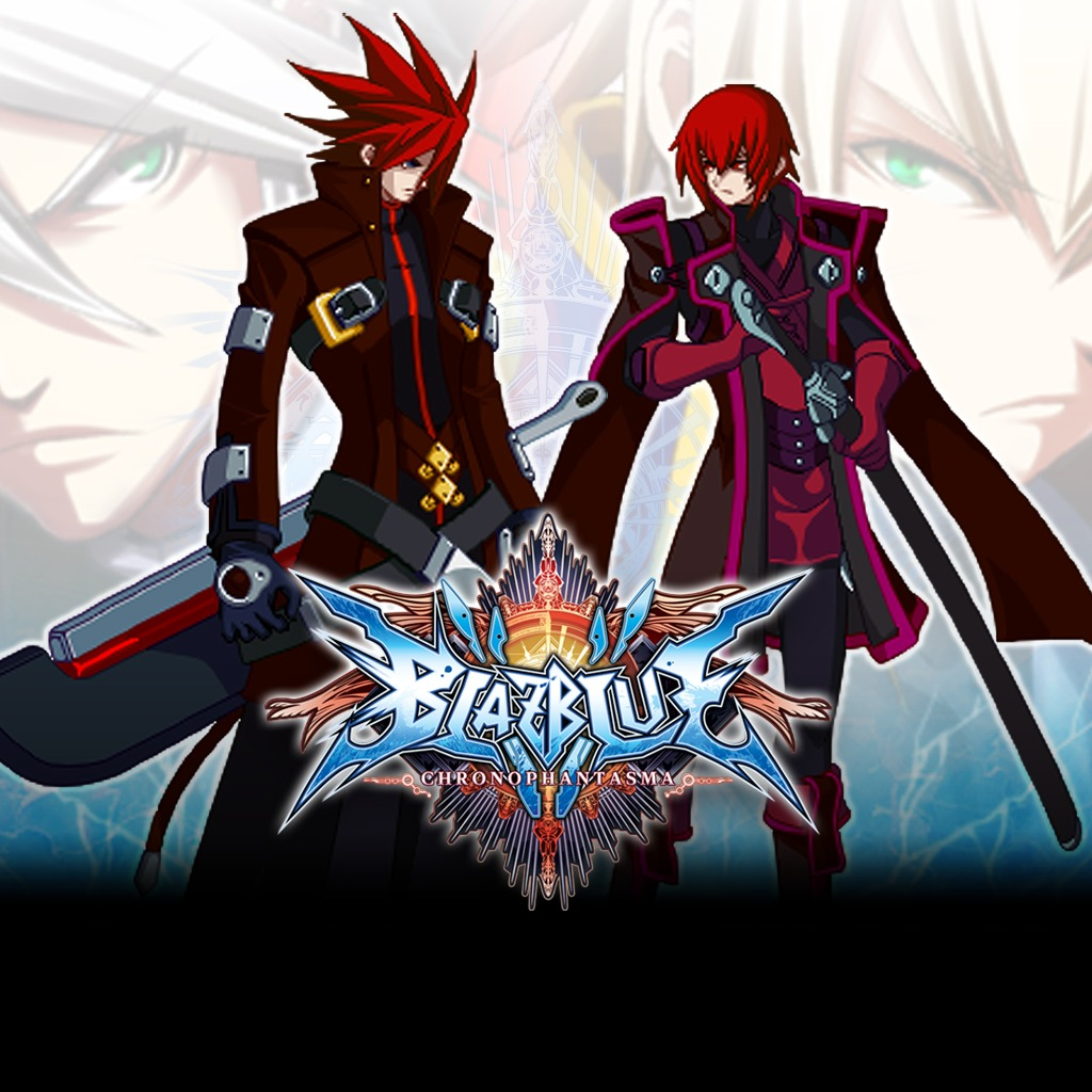 BlazBlue: Chrono Phantasma - ADDITIONAL CHARACTER COLOR 1
