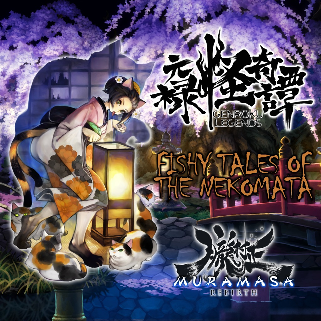 Muramasa Rebirth Genroku Legends - Fishy Tales of the Nekomata