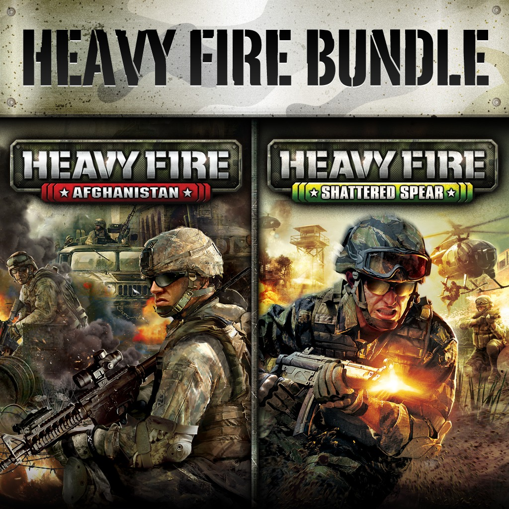 Heavy Fire Bundle