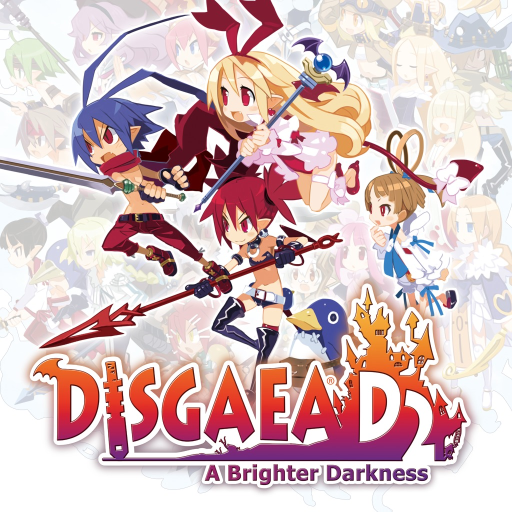DISGAEA D2: A BRIGHTER DARKNESS TRAILER 3