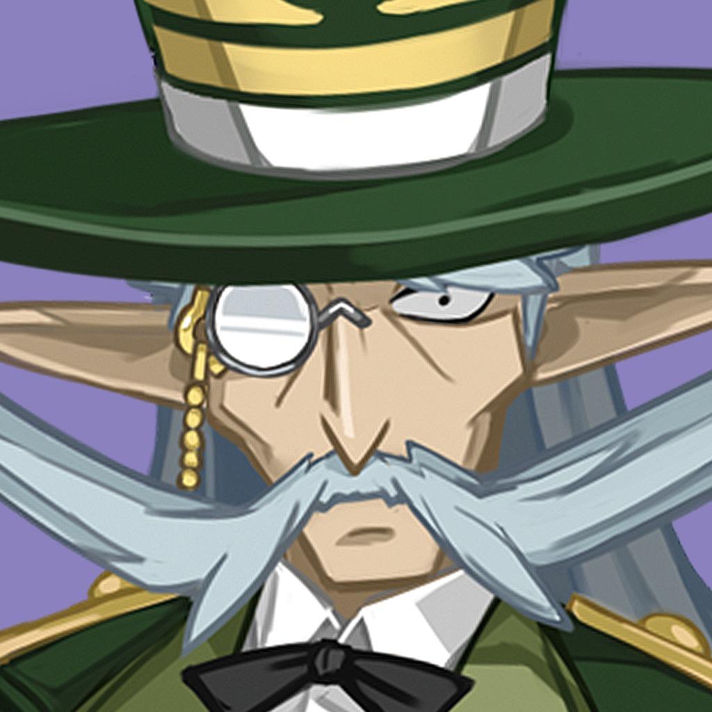 Mugen Souls Z: Bertram Avatar