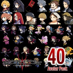 Labyrinth of Refrain: Official Avatar Pack