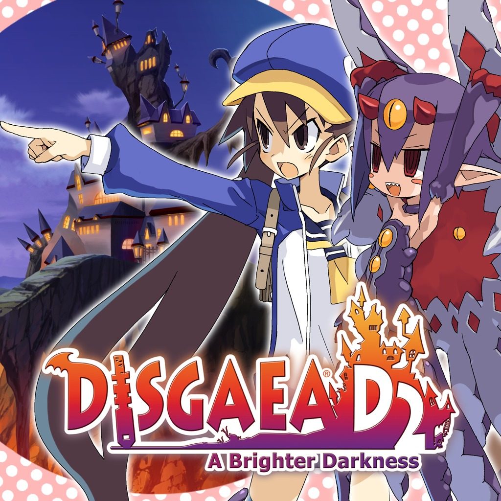 DISGAEA D2: A BRIGHTER DARKNESS - FUKA & DESCO