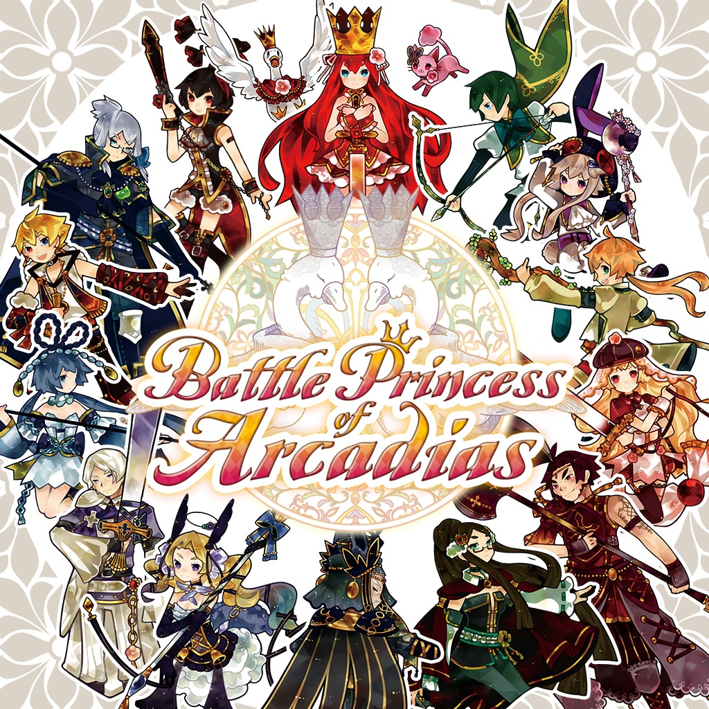 Battle Princess of Arcadias