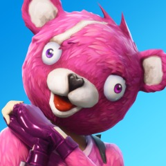 Fortnite cuddle team leader avatar on ps4 official playstation store us - Cuddle team leader from fortnite ...