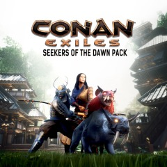 Conan Exiles: Seekers of the Dawn Pack