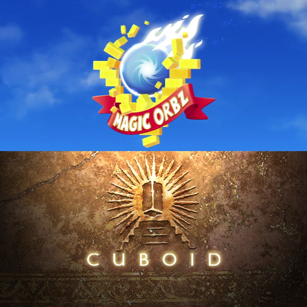 Magic Orbz and Cuboid Bundle