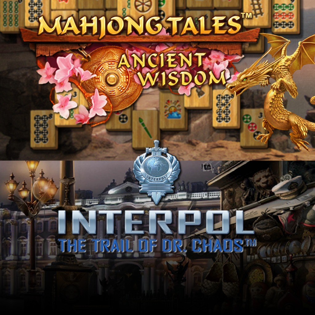 Mahjong Tales and Interpol Bundle