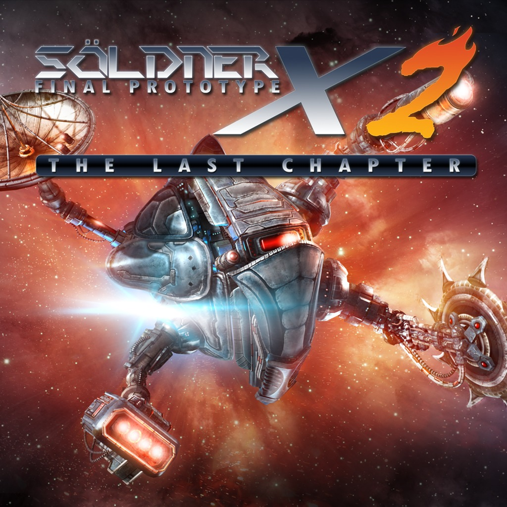 Soldner-X 2: Final Prototype The Last Chapter