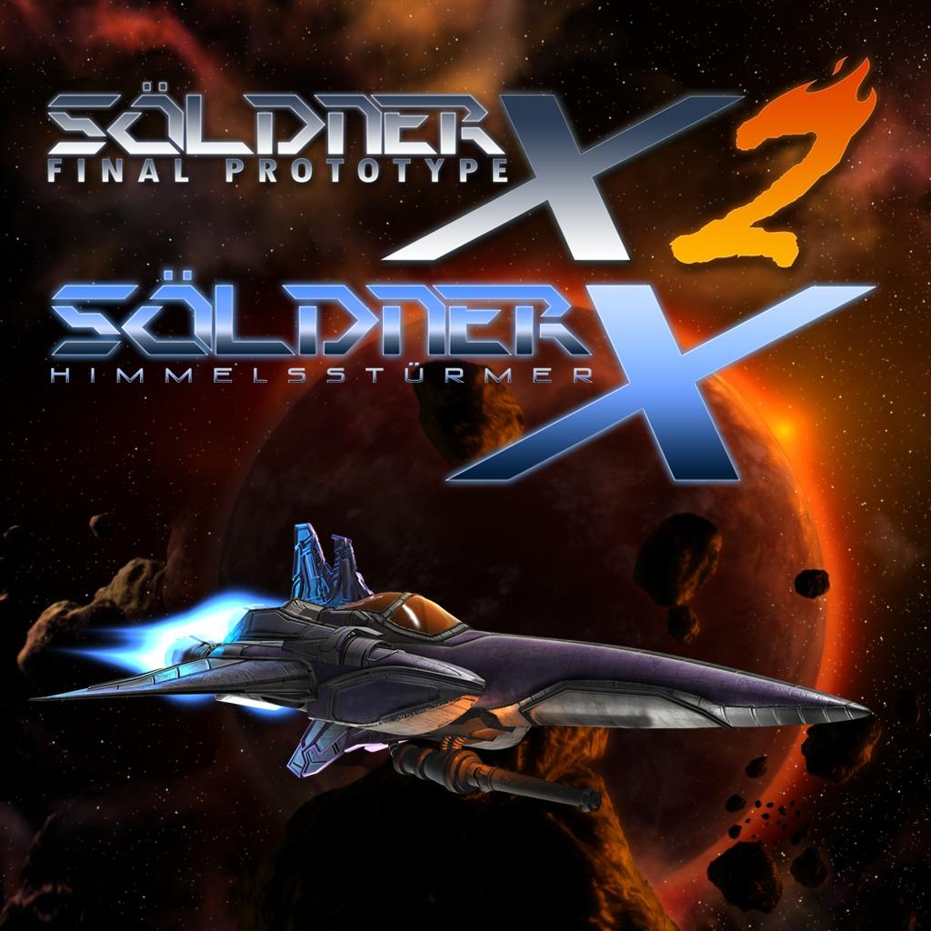 SOLDNER-X 2: FINAL PROTOTYPE + SOLDNER-X: HIMMELSSTURMER BUNDLE