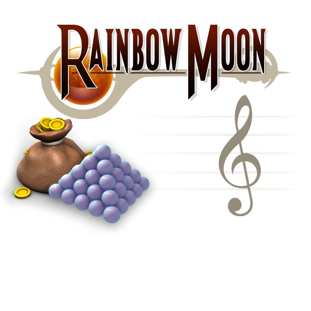 Rainbow Moon Premium Bundle
