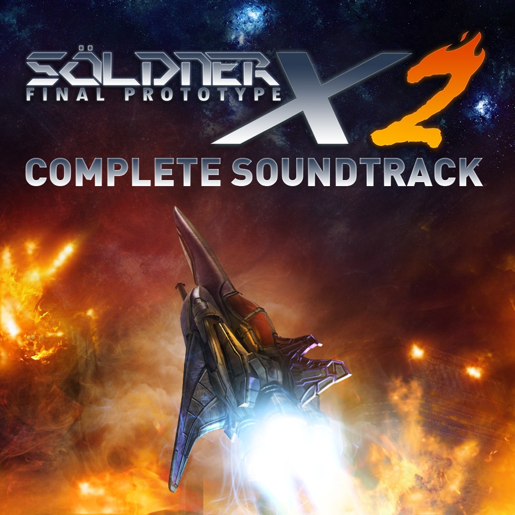 Soldner-X 2: Final Prototype Complete Soundtrack