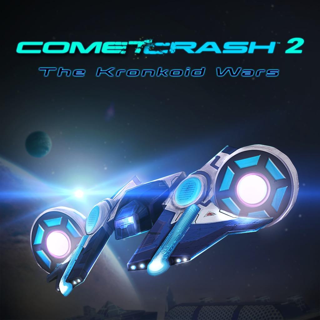 Comet Crash™ 2: The Kronkoid Wars