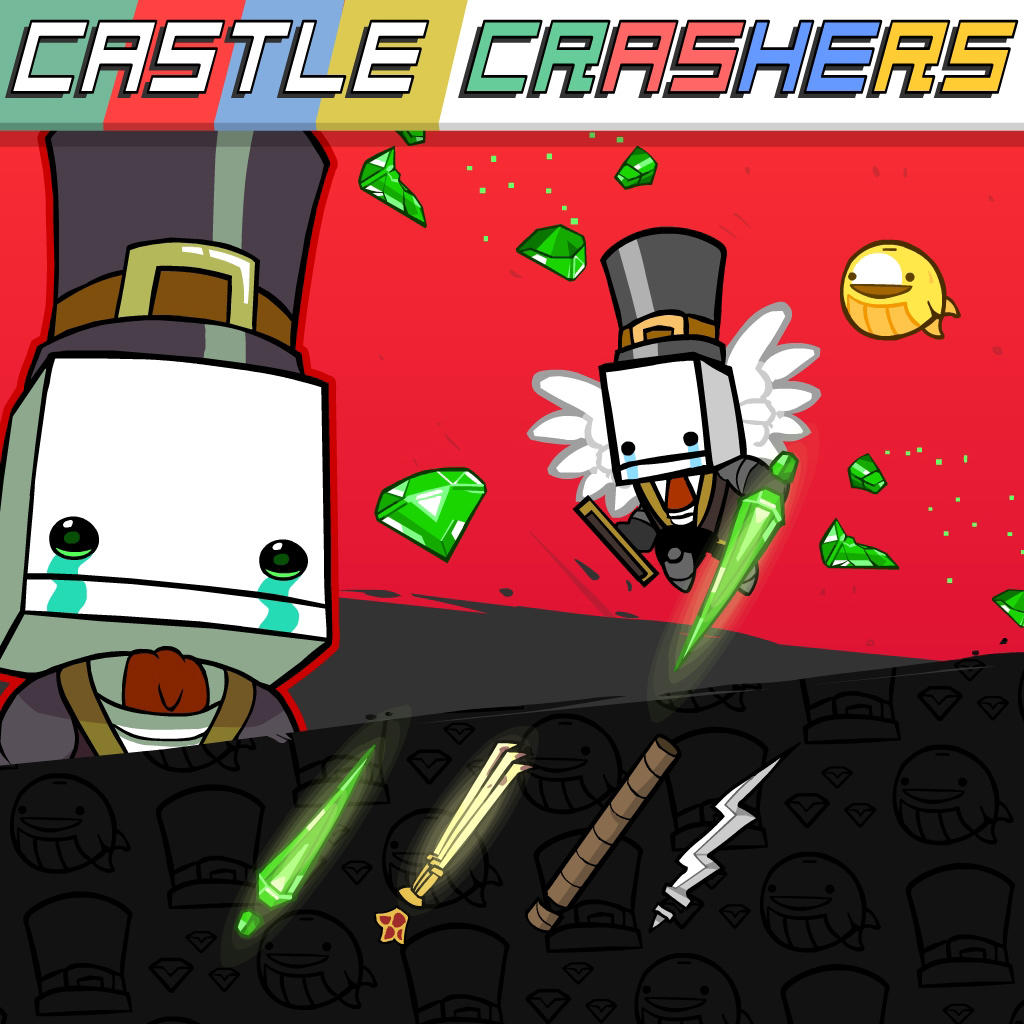 Castle Crashers® Can't Stop Crying Pack