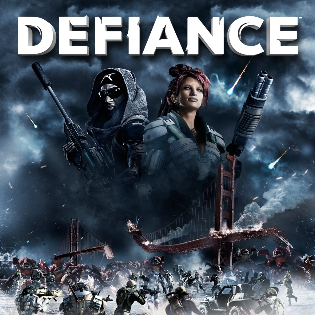 Defiance™ Live Action Trailer