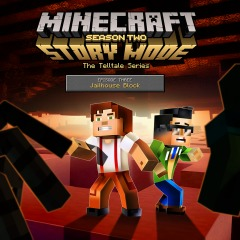 Minecraft Story Mode Season Two Episode 3 On Ps4 Official