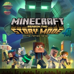 Minecraft: Story Mode - Season Two - Episode 1 on PS4