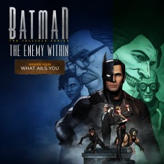 The Enemy Within >> Batman The Enemy Within Episode 4 On Ps4 Official Playstation