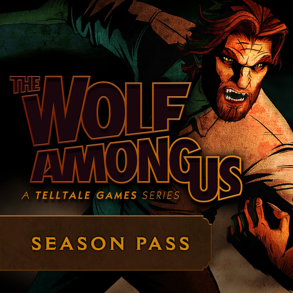 The Wolf Among Us - Season Pass