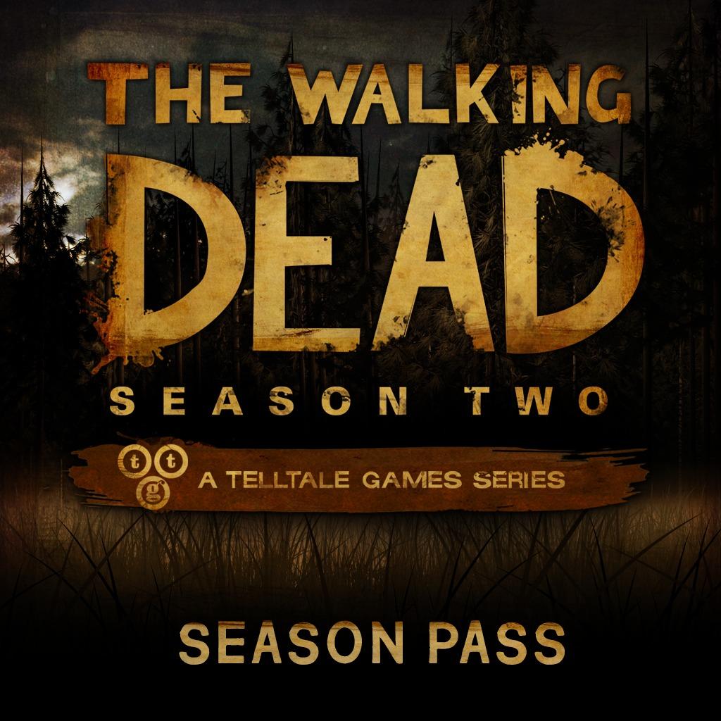The Walking Dead: Season Two - Season Pass