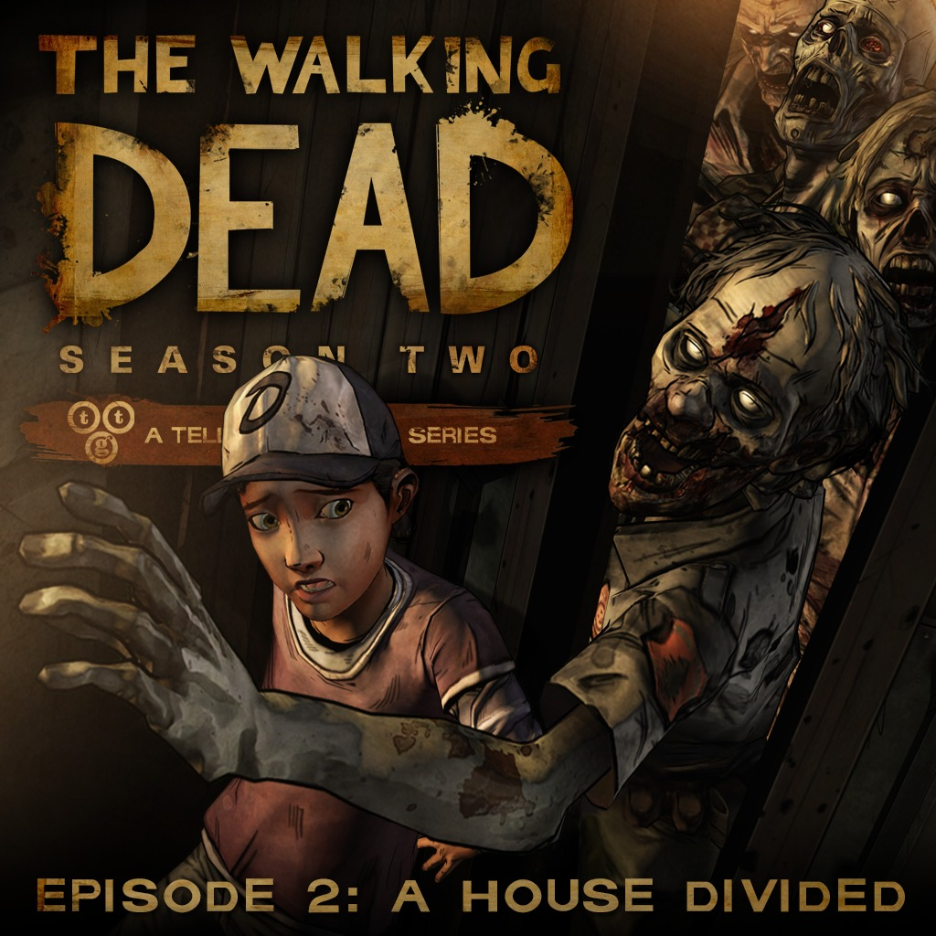 The Walking Dead: Season 2 - Ep. 2, A House Divided PS Vita