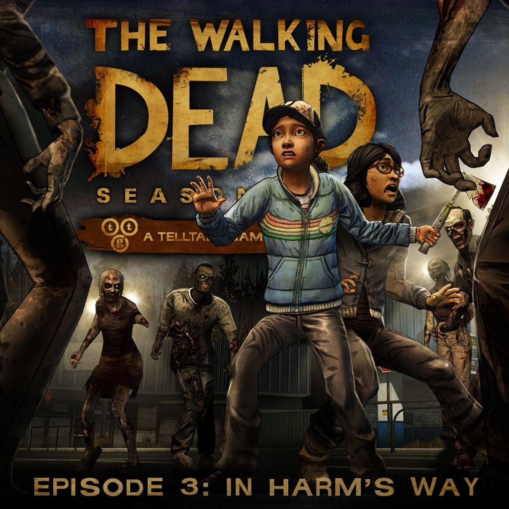 The Walking Dead: Season 2 - Ep. 3, In Harm's Way