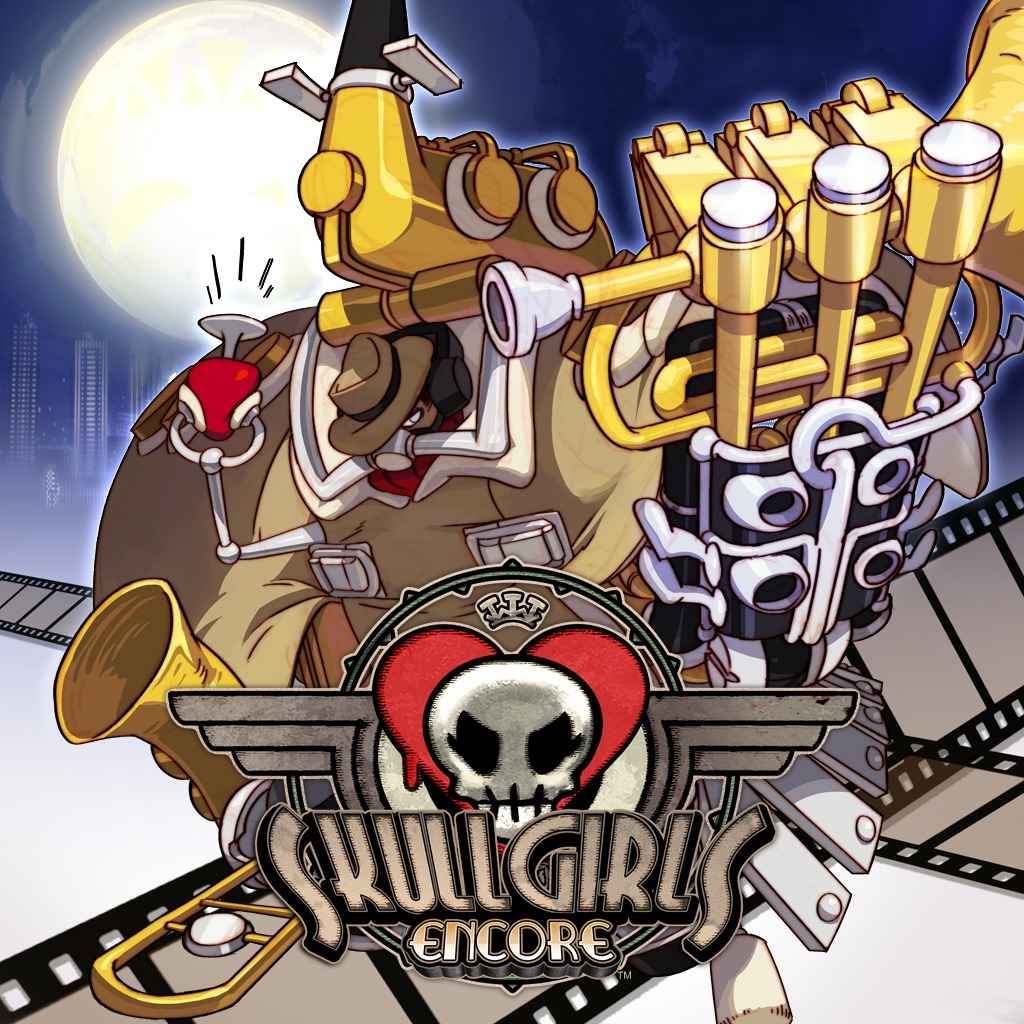 Skullgirls Encore: Big Band Character Unlock
