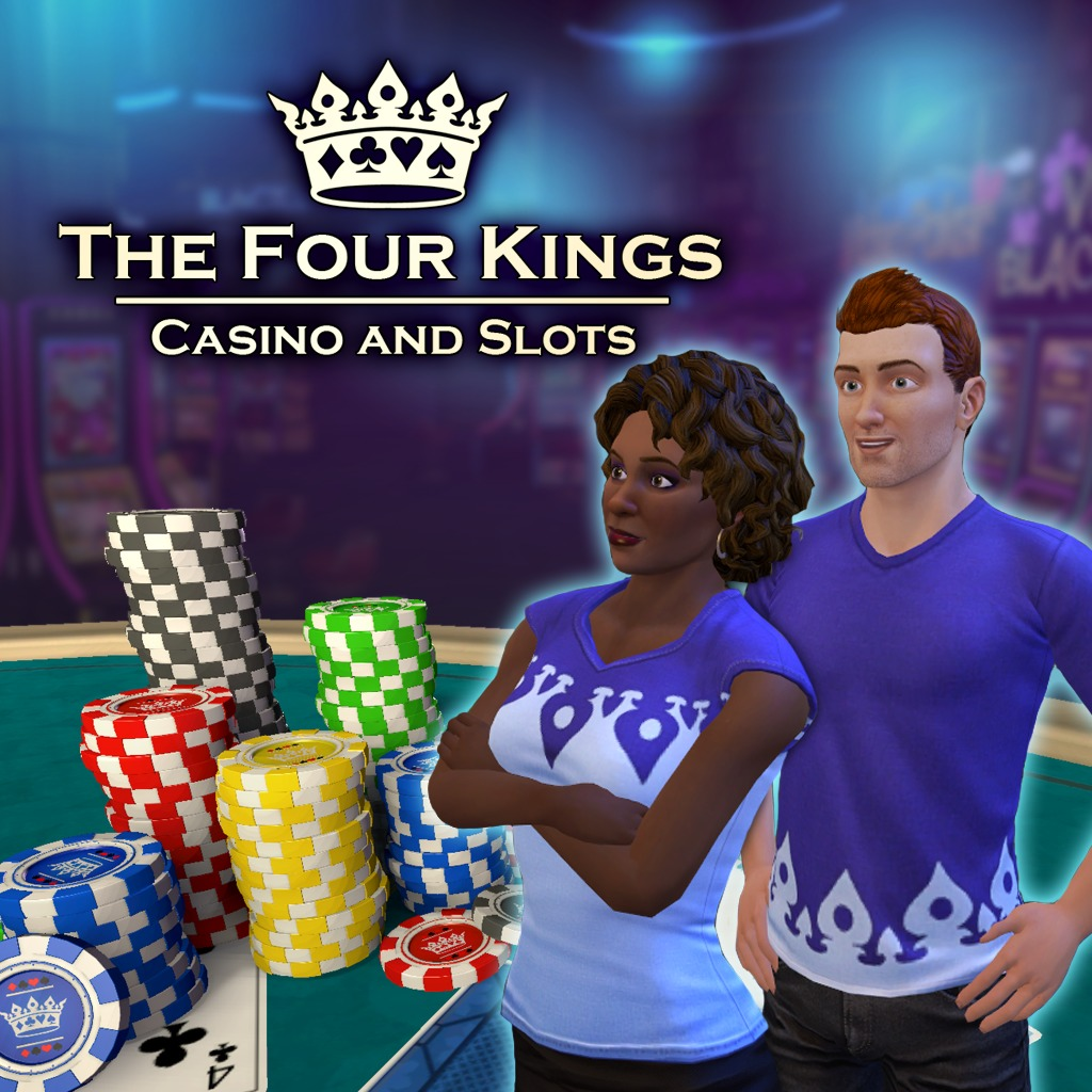 Four Kings Casino – PS Plus Free Starter Pack