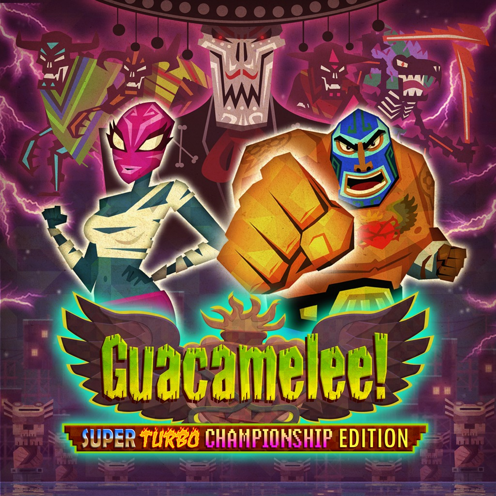 Guacamelee! Super Turbo Championship Edition Trailer
