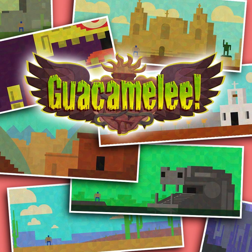 Guacamelee! - Pixel Theme