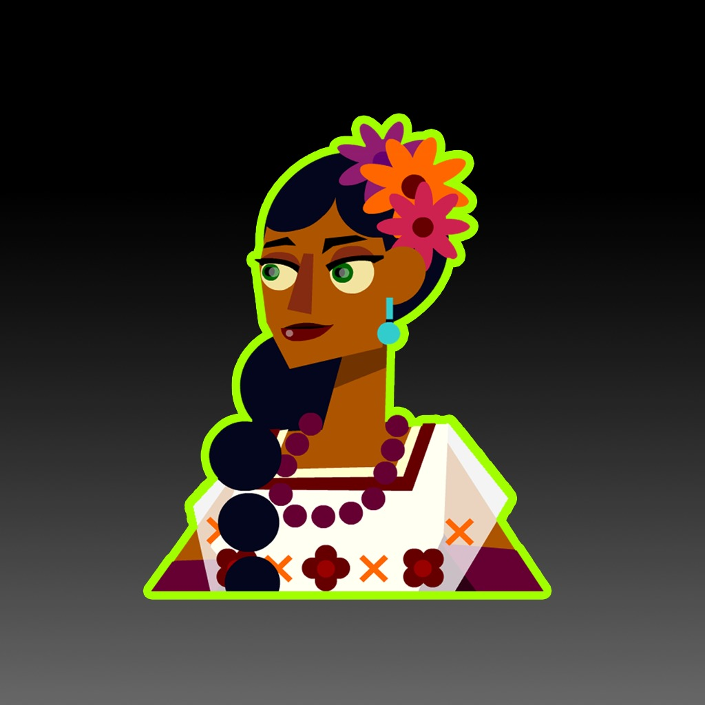 Guacamelee! Avatar - El Presidente's Daughter