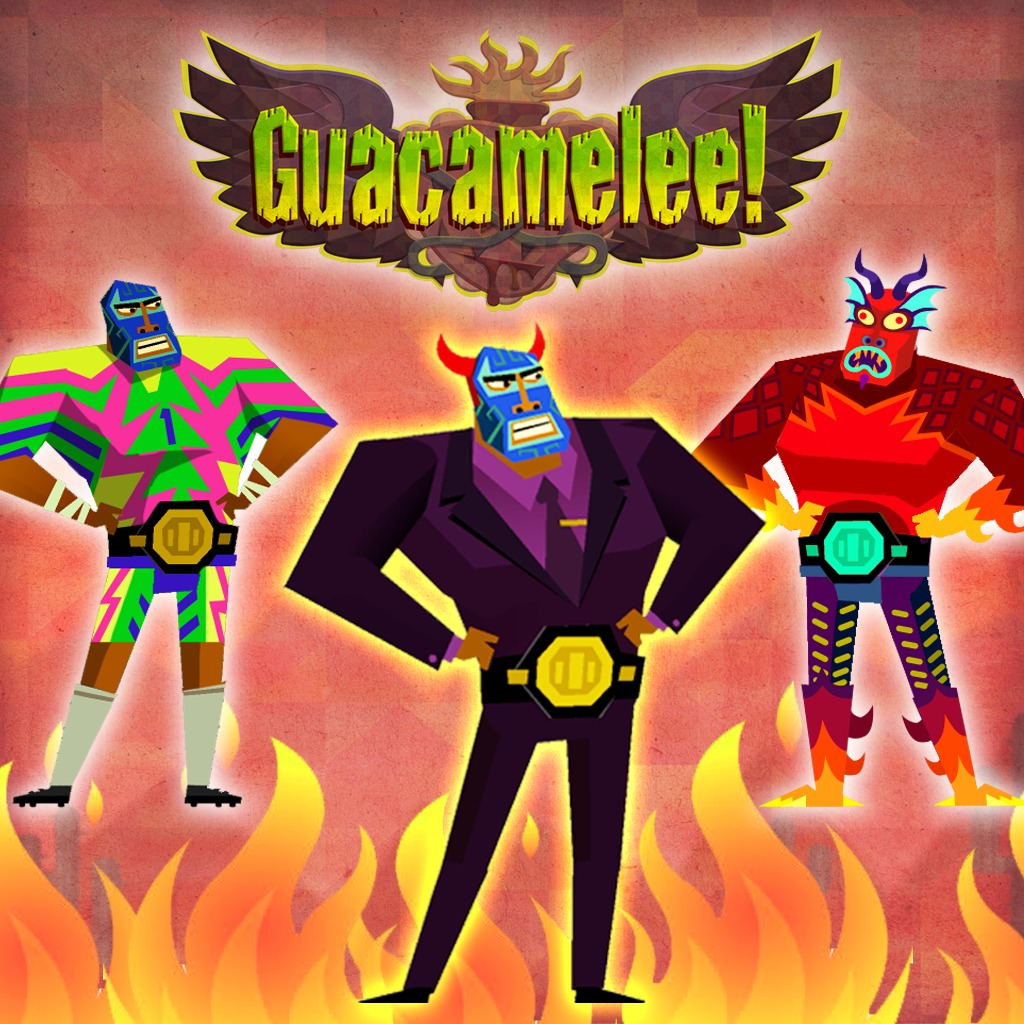 Guacamelee! PS Vita - El Diablo's Domain (Challenge Level)