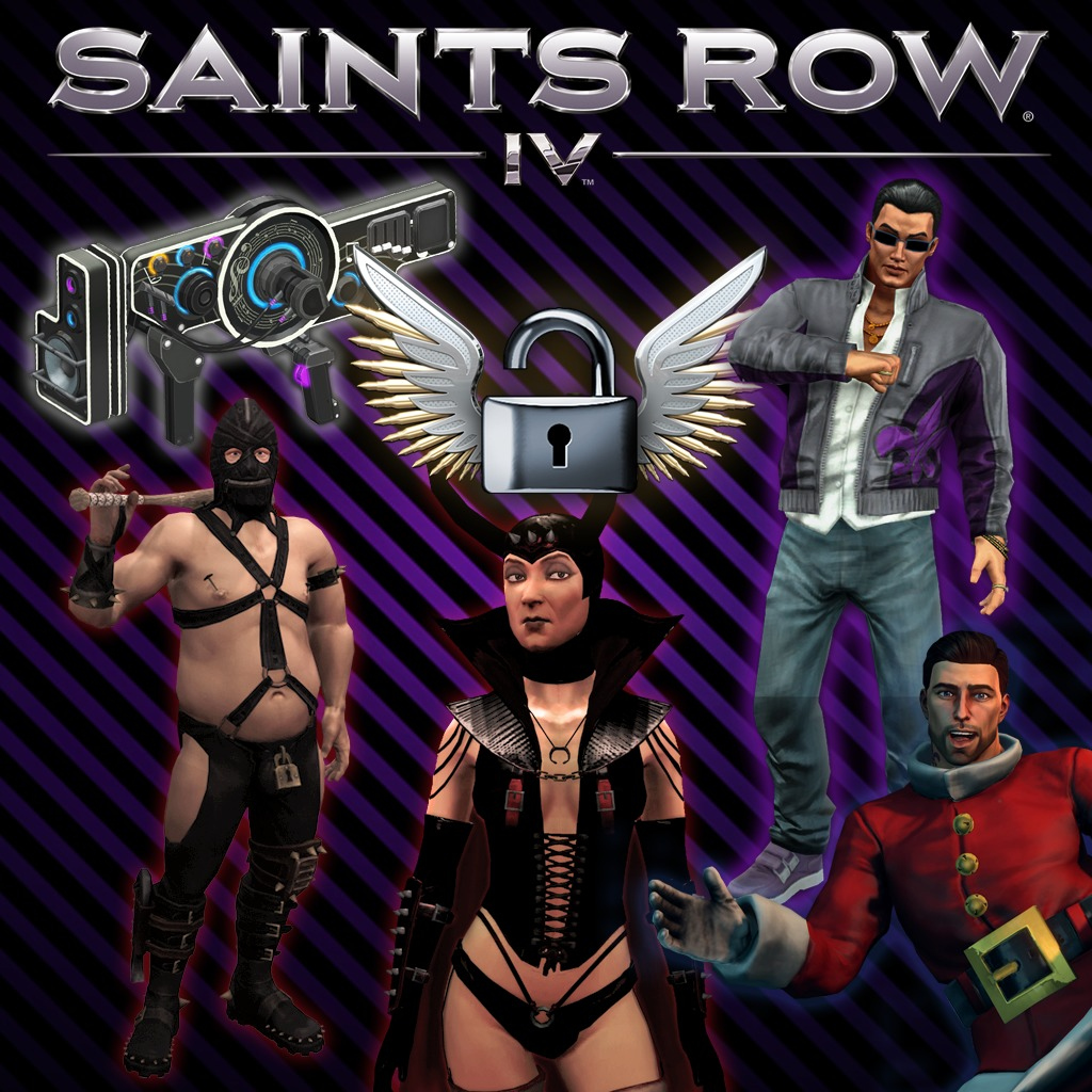 Saints Row IV Upgrade Pack